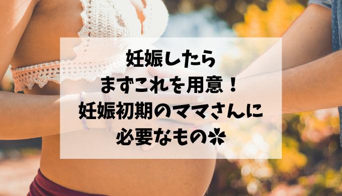 妊娠した女性のお腹