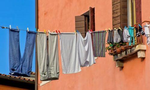 室内干しで生乾きを防ぐ方法と生乾きになってしまった場合の対処法!