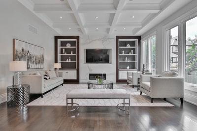 シンプルでキレイな部屋
